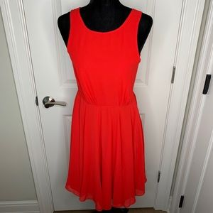 NWT French Connection Fit and Flare Dress